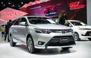 Nhà sản xuất ô tô nào đang nắm nhiều thị phần nhất năm 2017